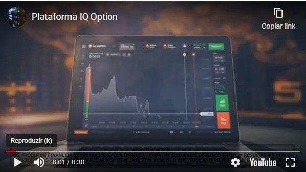vídeo iq option
